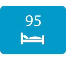 95 comfortable beds